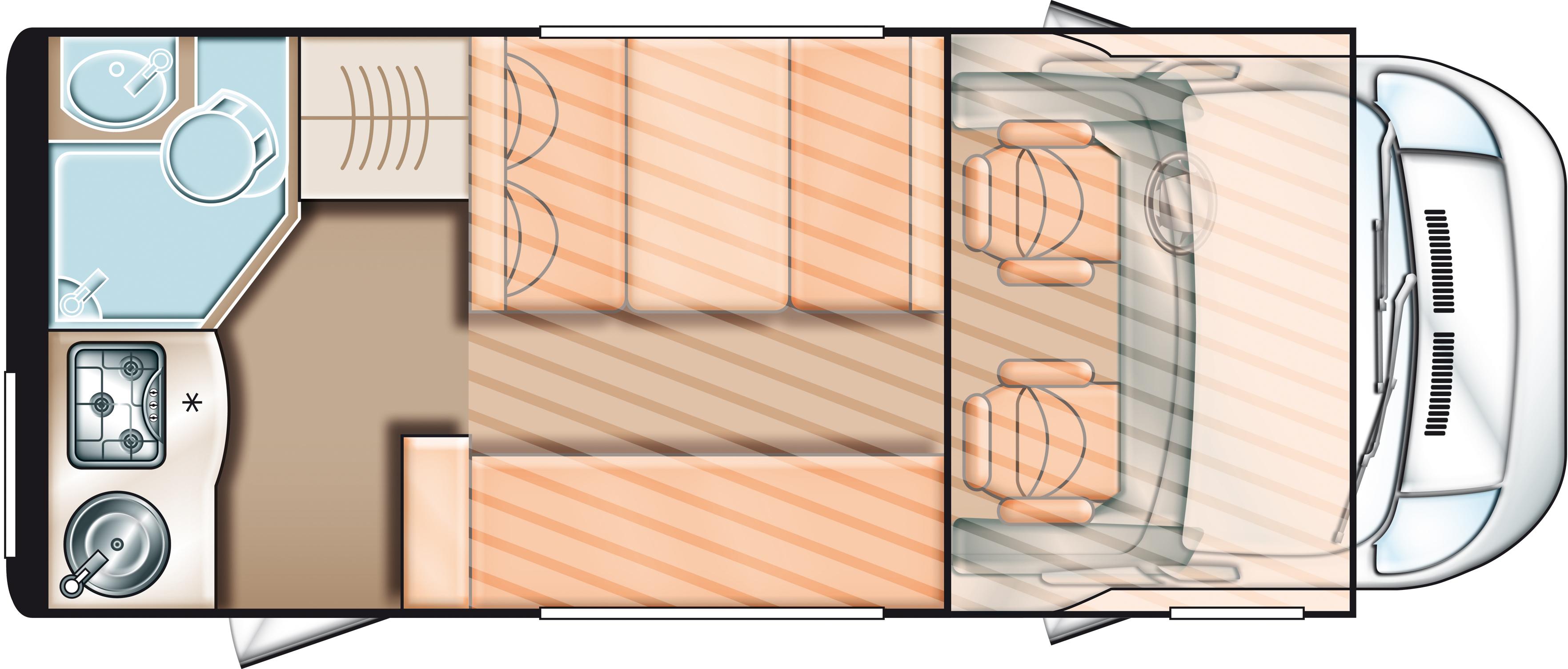 mobile dusche nasszelle wohnmobile von lippert reisemobile gmbh aus - Nasszelle Dusche Wc