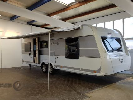 Wohnwagen LMC Exquisit 655 VIP