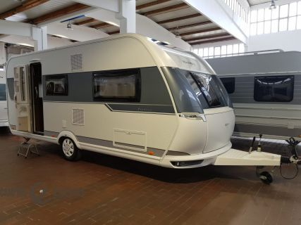 Wohnwagen Hobby Prestige 495 UL