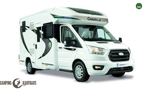 Wohnmobil Chausson Welcome 520