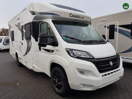 Wohnmobil Chausson Welcome 716