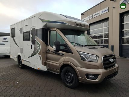 Wohnmobil Chausson Welcome 627GA