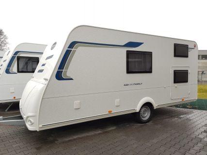 Wohnwagen Caravelair Alba 496