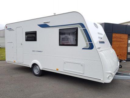 Wohnwagen Caravelair Alba 486