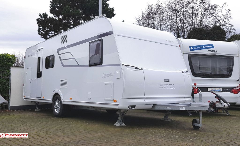 Bild 1: Hymer Eriba Exciting 505 Family
