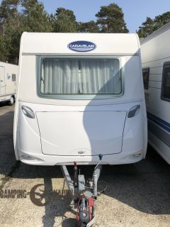 Wohnwagen Caravelair Ambiance Style 450