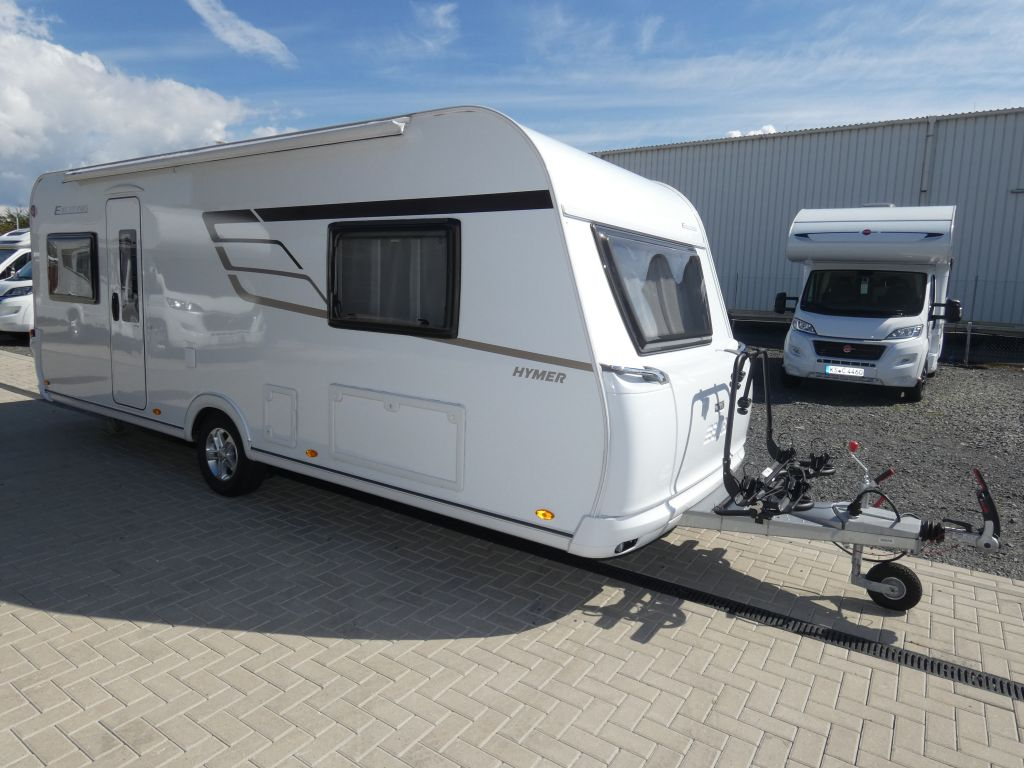 Bild 1: Hymer Eriba Exciting 530