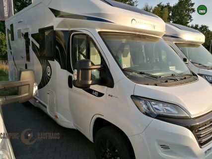 Wohnmobil Chausson Welcome 640