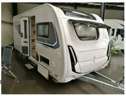 Wohnwagen Caravelair Allegra Optima 520