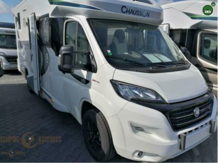 Wohnmobil Chausson Welcome 630