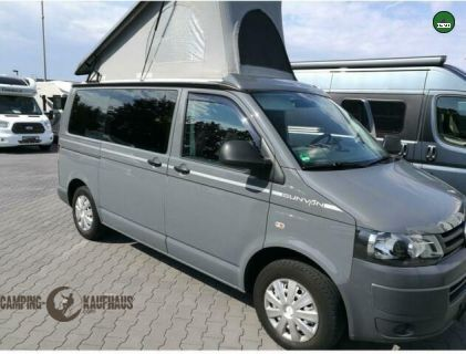 Wohnmobil VW T Van Sun