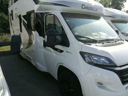 Wohnmobil Chausson Titanium VIP 640