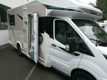 Wohnmobil Chausson Titanium Premium 788