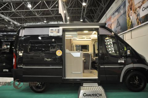 Wohnmobil Chausson Road Line VIP 594S