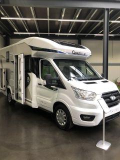 Wohnmobil Chausson Titanium VIP 650