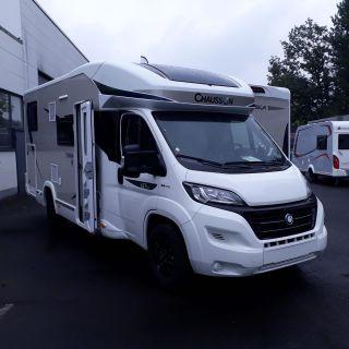 Wohnmobil Chausson Titanium VIP 627GA