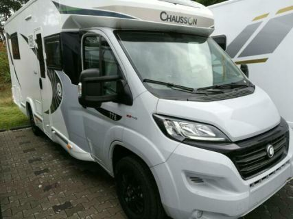 Wohnmobil Chausson Welcome Premium 778