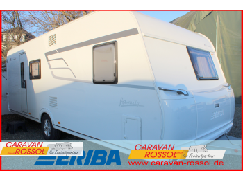 Hymer Eriba Exciting 560 Family