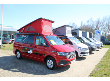 VW T6.1 California Beach Tour Edition 2.0 TDI Automatik