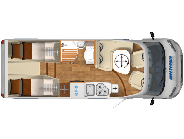 hymer exsis t 588 facelift mietfahrzeug 2019 mieten. Black Bedroom Furniture Sets. Home Design Ideas