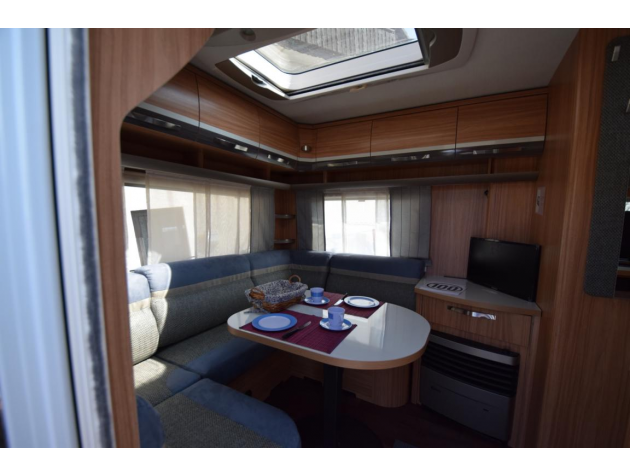 Bild 9: Hymer Eriba Exciting 471