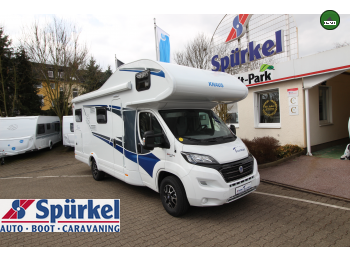 Knaus L!VE Traveller 650 DG