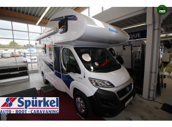 Knaus L!VE Traveller 550 DB