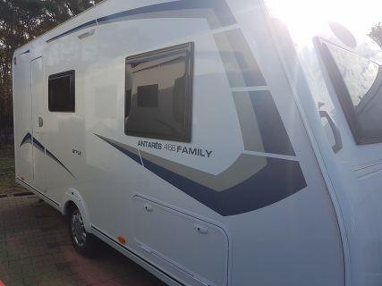 Wohnwagen Caravelair Antares 466