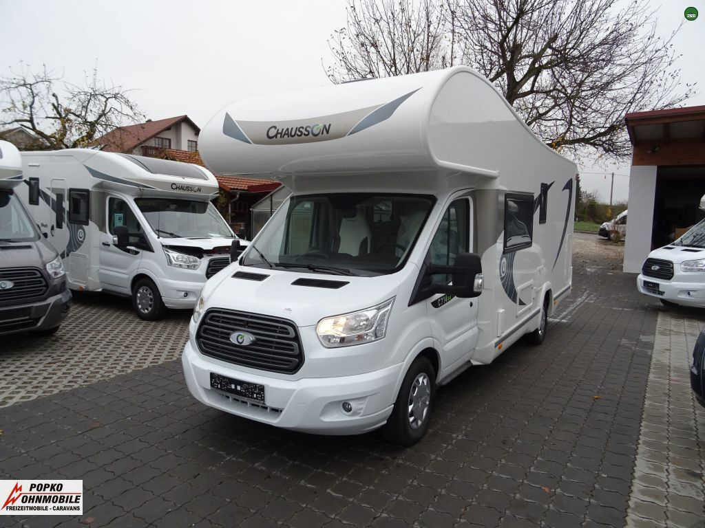 Bild 1: Chausson Flash C 714 GA