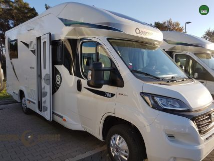 Wohnmobil Chausson Welcome 708