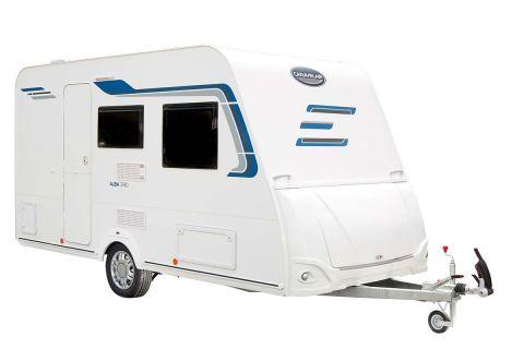 Wohnwagen Caravelair Alba 390