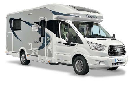 Wohnmobil Chausson Titanium 627 GA