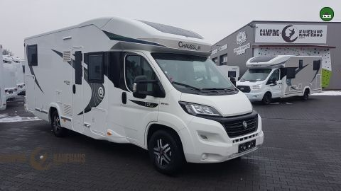 Wohnmobil Chausson Welcome 727 GA
