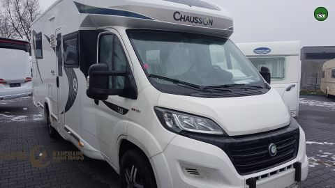 Wohnmobil Chausson Welcome 768