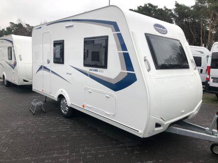 Wohnwagen Caravelair Antares 400