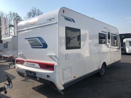Wohnwagen Caravelair Allegra 536