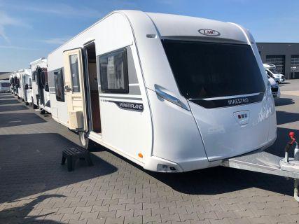 Wohnwagen LMC Maestro 550 D
