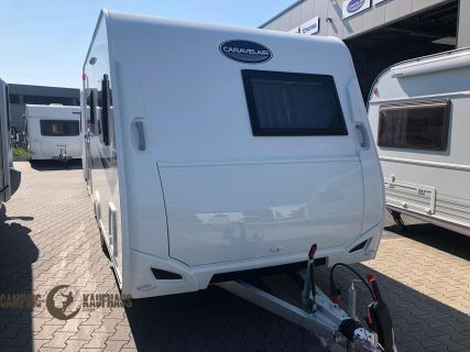 Wohnwagen Caravelair Antares 420