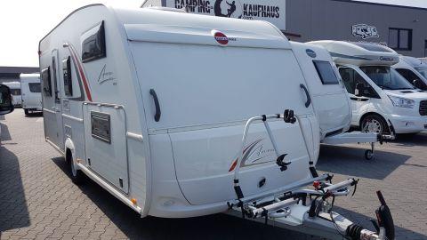 Wohnwagen Bürstner Averso Plus 510 TK