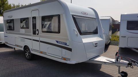 Wohnwagen LMC Vivo Energy 493 E
