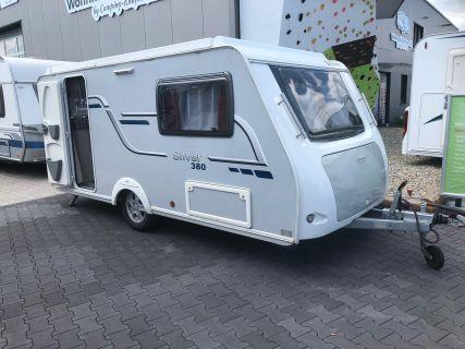 Wohnwagen Trigano Silver 380