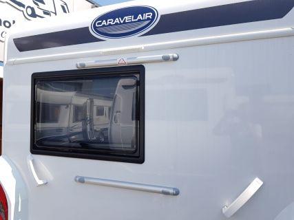 Wohnwagen Caravelair Artica 420