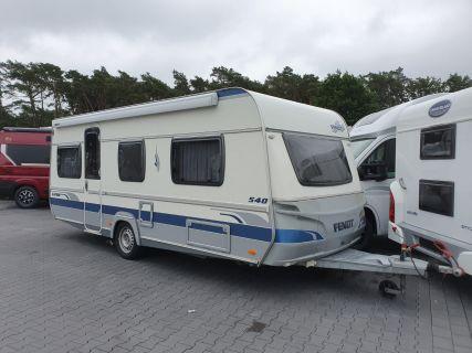 Wohnwagen Fendt Saphir 540 TG